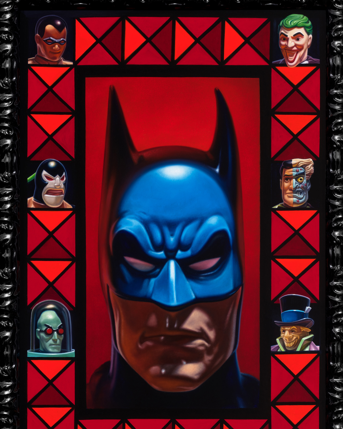 Batman Reliquary