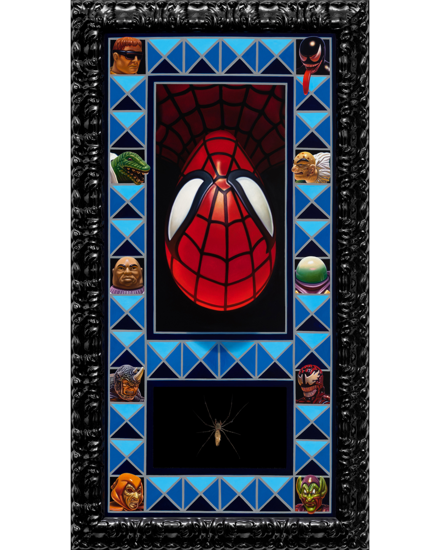 Spiderman Reliquary